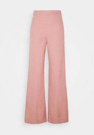 TWO PUDRA - Pantalones - powder pink