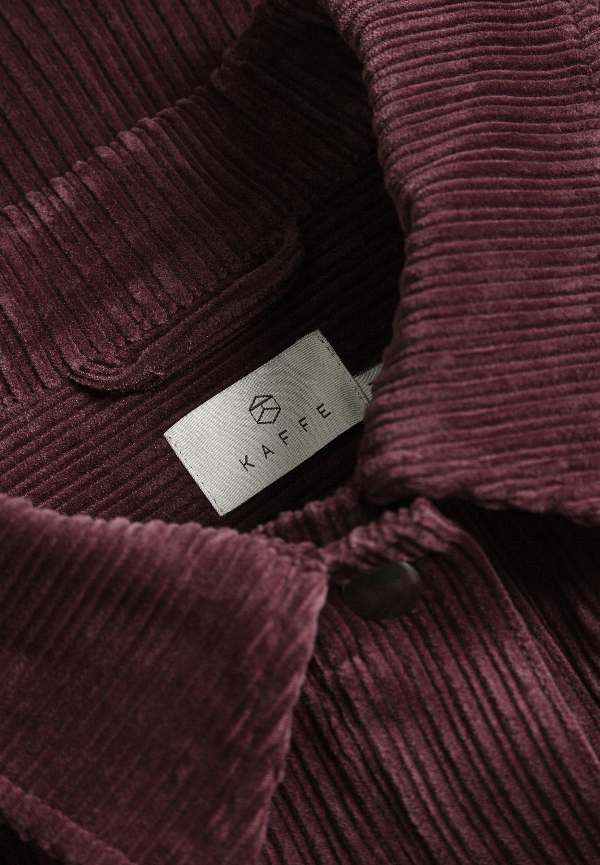 Shop Collections Women's Clothing Kaffe KASUNNA Summer jacket port royale TYkgsEZsW nXdFHjw6z