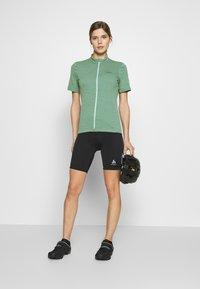Gore Wear - DAMEN TRIKOT - T-Shirt print - nordic blue - 1