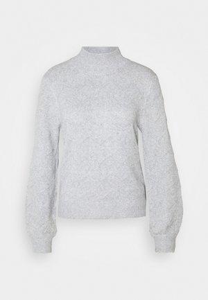 VIFULLA  - Jumper - light grey melange