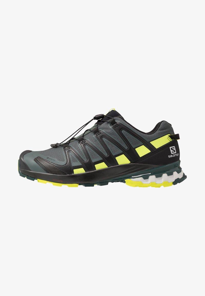 Salomon - XA PRO 3D GTX - Scarpe da trail running - urban chic/black/lime punc