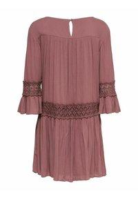ONLY - Vestito estivo - rose brown - 1