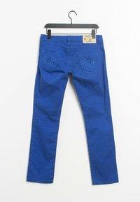 True Religion - Straight leg jeans - blue - 1