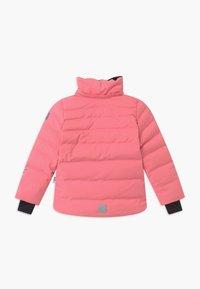 Reima - WAKEN UNISEX - Snowboard jacket - bubblegum pink - 2