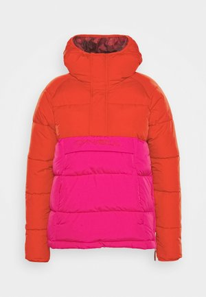 O'RIGINALS JACKET - Chaqueta de snowboard - fiery red