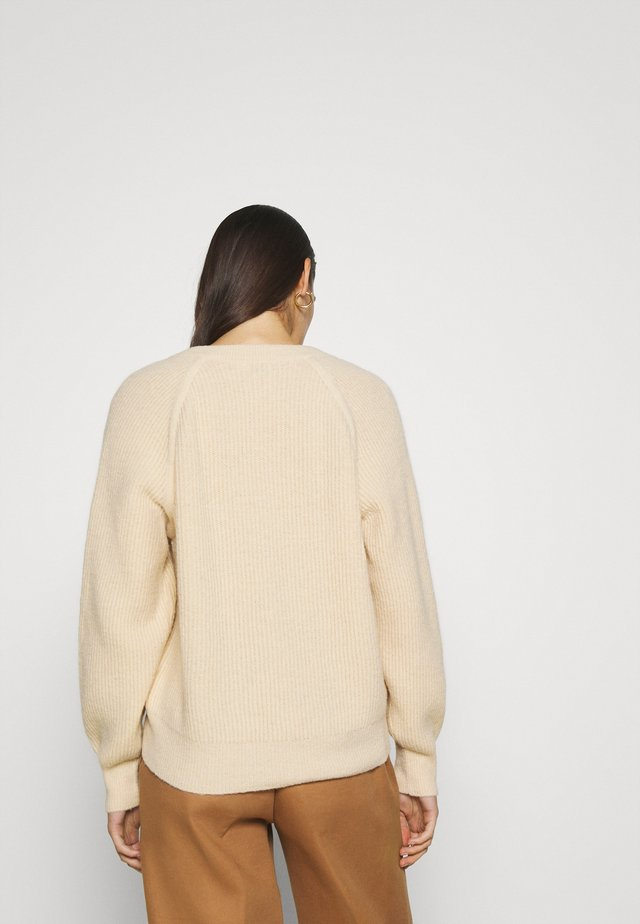 WOMEN - Jumper - white