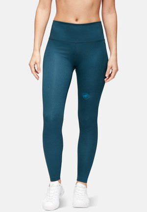 CRASHIANO WOMEN - Leggings - wing teal