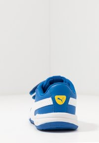 Puma - STEPFLEEX 2 - Trainings-/Fitnessschuh - lapis blue/white/dandelion - 4