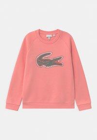 Lacoste - LOGO - Sweatshirt - bagatelle pink - 0