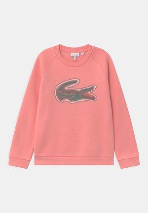 LOGO - Sweatshirt - bagatelle pink