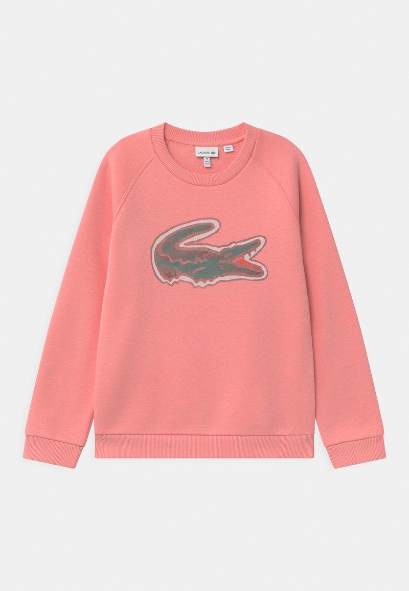 Lacoste - LOGO - Sweatshirt - bagatelle pink