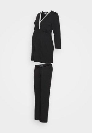 ALEXANDRE  - Pyjama set - black