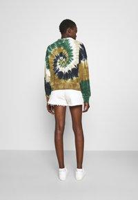 Polo Ralph Lauren - FURMAN WASH - Shorts di jeans - white - 2