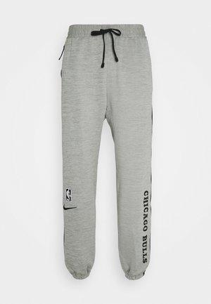 NBA CHICAGO BULLS SHOWTIME PANT - Træningsbukser - dark grey heather/black/white/black