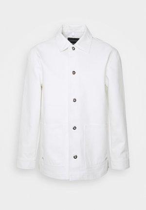 CHORE JACKET - Kevyt takki - blanc de blanc