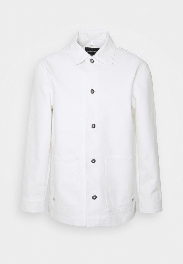 CHORE JACKET - Veste légère - blanc de blanc