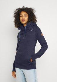 Ragwear - GRIPY BOLD - Sweatshirt - navy - 0