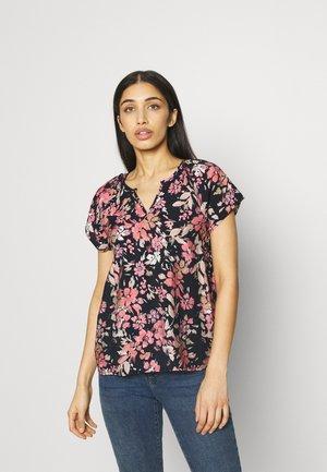VMGIGI  - T-shirts print - navy blazer