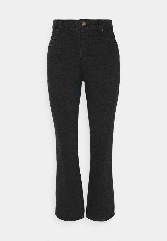 ORIGINAL STRAIGHT - Straight leg -farkut - ash black