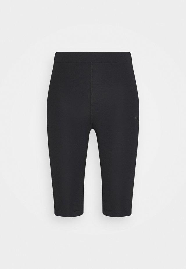 TENDAI LEGGING - Short - black