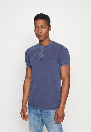 CAMILLO - Camiseta básica - blue denim