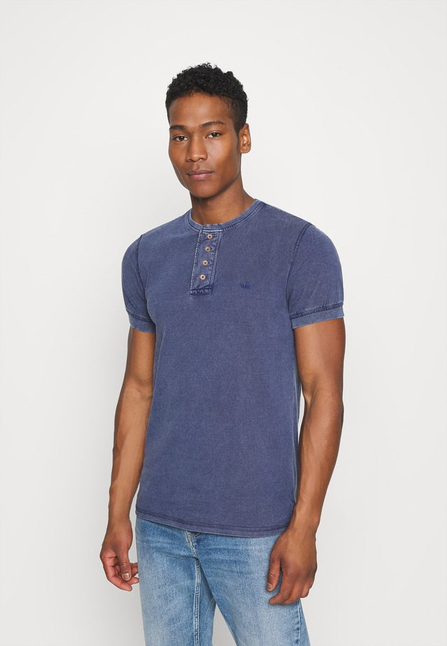 CAMILLO - T-shirt basic - blue denim