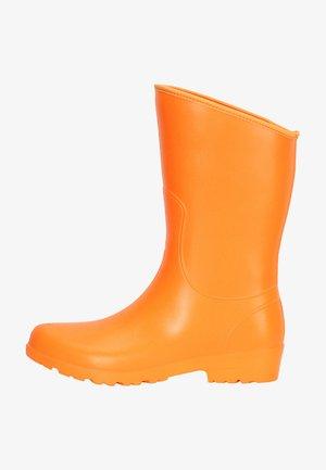 Regenlaarzen - orange
