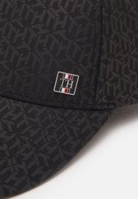 Tommy Hilfiger - BOLD MONOGRAM UNISEX - Cap - black - 3