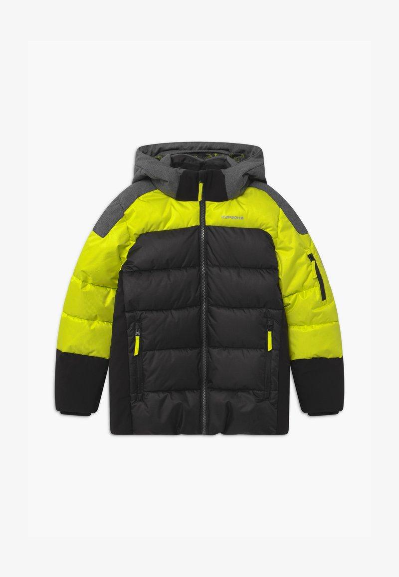 Icepeak - LOMBARD UNISEX - Snowboard jacket - green