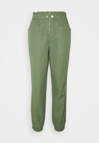 GAP - UTILITY - Trousers - olive - 3