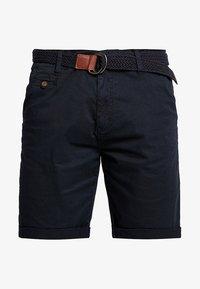 INDICODE JEANS - CONER - Shorts - navy - 4