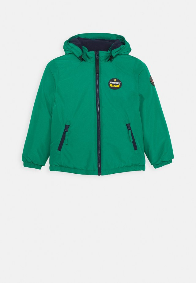 JOSHUA - Winter jacket - light green