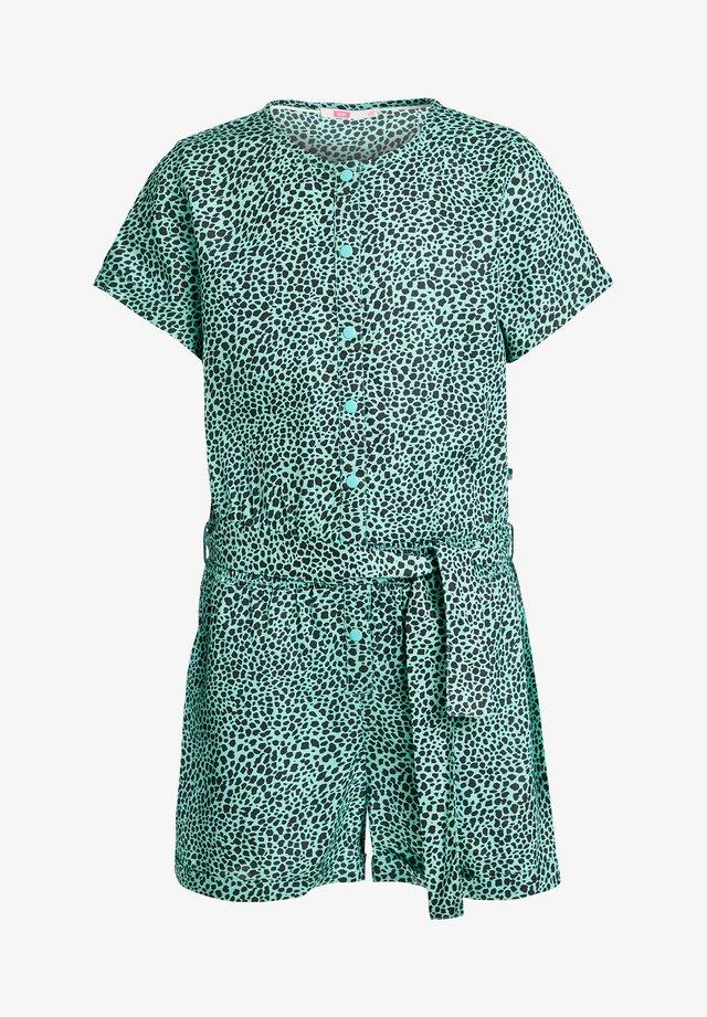 MET DIERENDESSIN - Jumpsuit - mint green