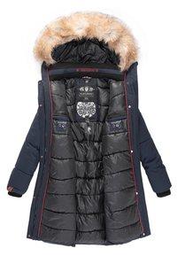 Navahoo - HALINA - Winter coat - blue - 4