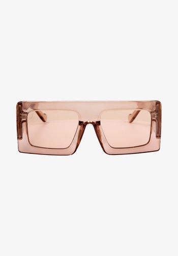 Sunglasses - beige