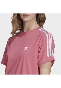 adidas Originals - TEE DRESS - Jersey dress - rose tone - 3