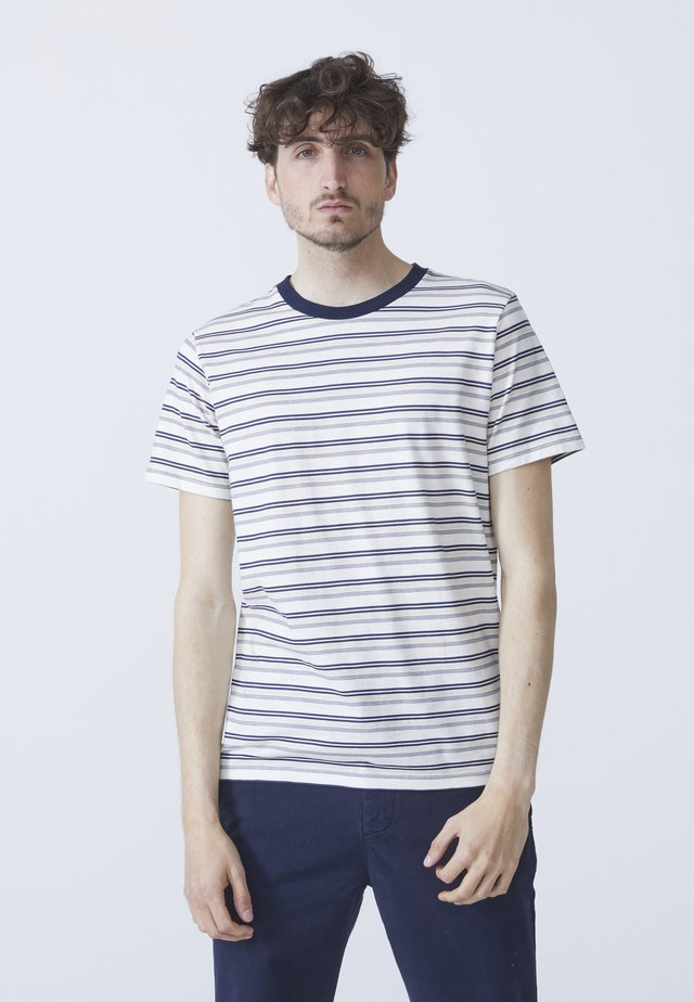 BEN - T-shirts print - dark blue