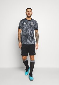 adidas Performance - DFB Deutschland PRESHI - Oblečení národního týmu - black/grey three - 1