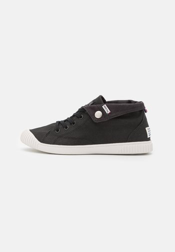 EASY  - High-top trainers - black