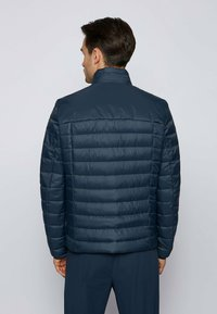 BOSS - BASALT - Down jacket - dark blue - 2