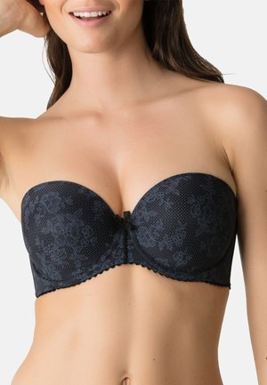 MIT SCHALE DIVINE - Multiway / Strapless bra - schwarz