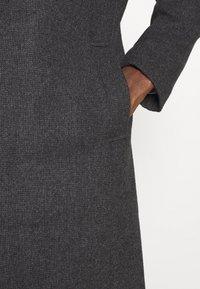 Isaac Dewhirst - BRUSHED BIRDS EYE - Classic coat - grey - 4