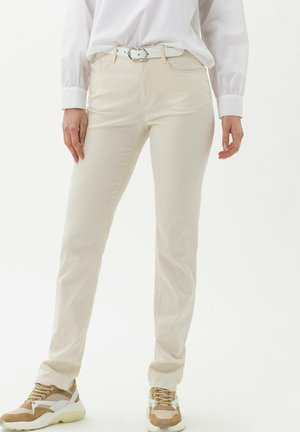 STYLE MARY - Slim fit jeans - off-white