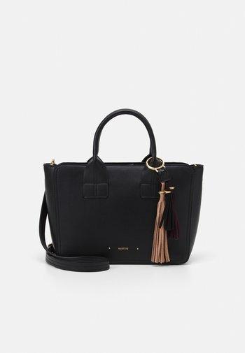 TOTE BAG CATAN - Tote bag - black