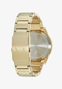 Armani Exchange - Montre à aiguilles - gold-coloured - 2