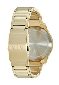Armani Exchange - Chronograph watch - gold-coloured - 2