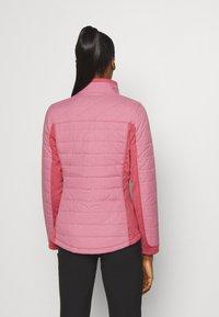 Puma Golf - JACKET - Outdoor jacket - rose wine - 2