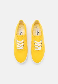 TOM TAILOR - Trainers - yellow - 5
