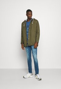 Denim Project - Parka - olive - 1