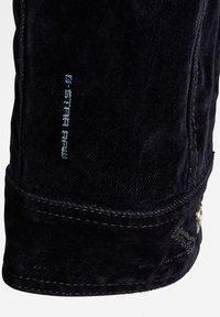 G-Star - AIR FORCE DENIM - Denim jacket - mazarine iced flock - 2